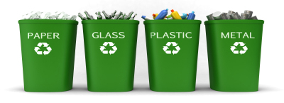paper recycling,glass recycling,plastic recycling,cardboard recycling,scrap metal recycling