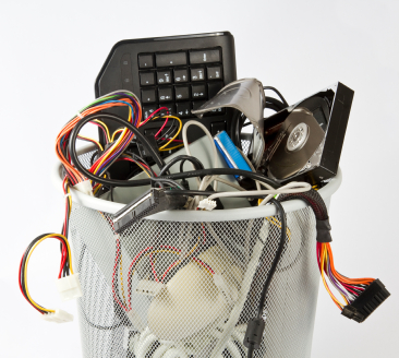 Our e waste recycling services in Adelaide